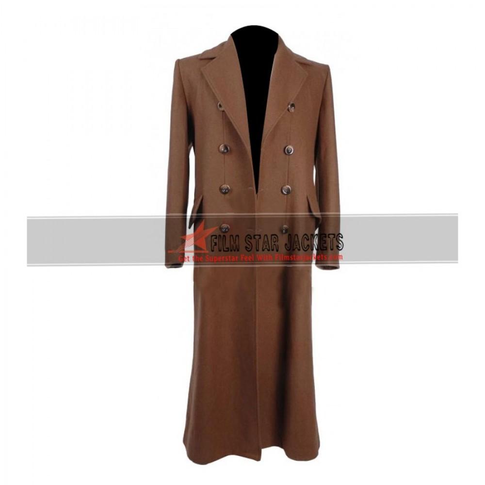 Tenth Doctor Who (David Tennant) Coat