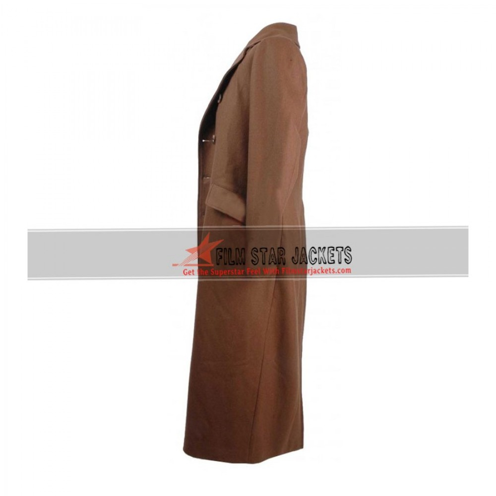 Tenth Doctor Who (David Tennant) Coat