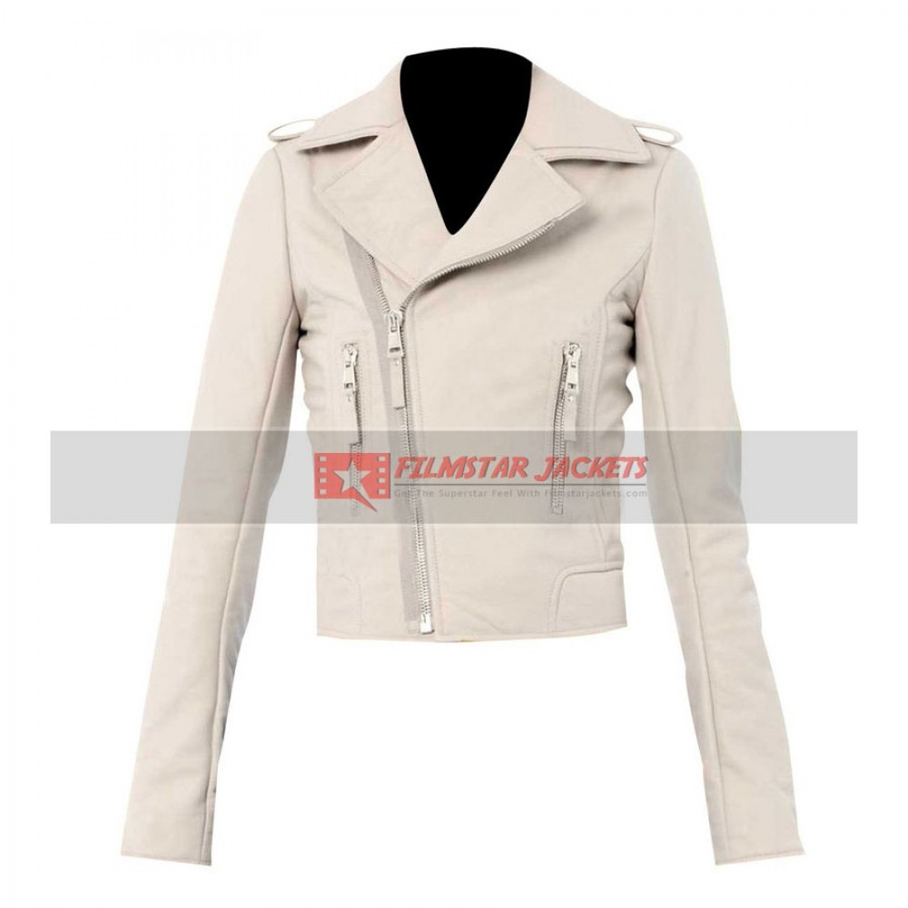 Transformers 3 Rosie Huntington-Whiteley Jacket