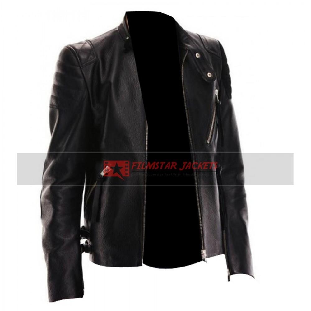 True Blood Alexander Skarsgard Black Jacket