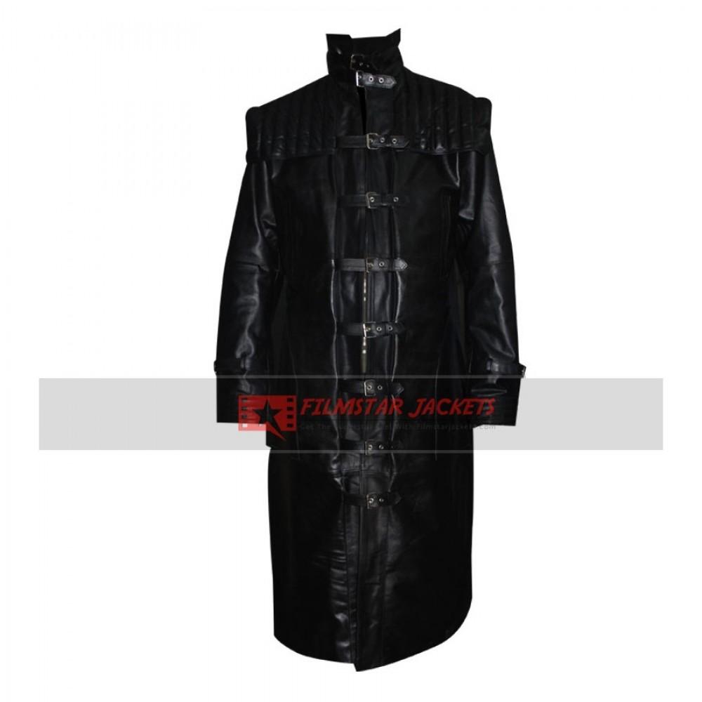 Van Helsing Hugh Jackman Trench Costume Coat