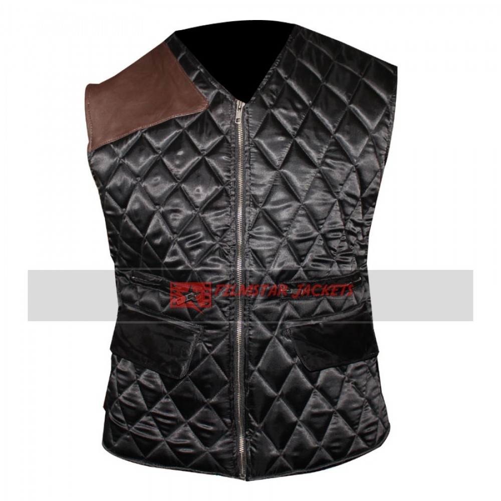 Walking Dead Governor Quilted Vest