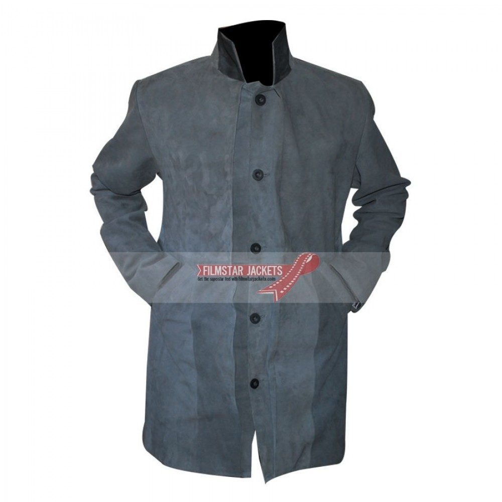 Walking Dead Governor Trench Coat