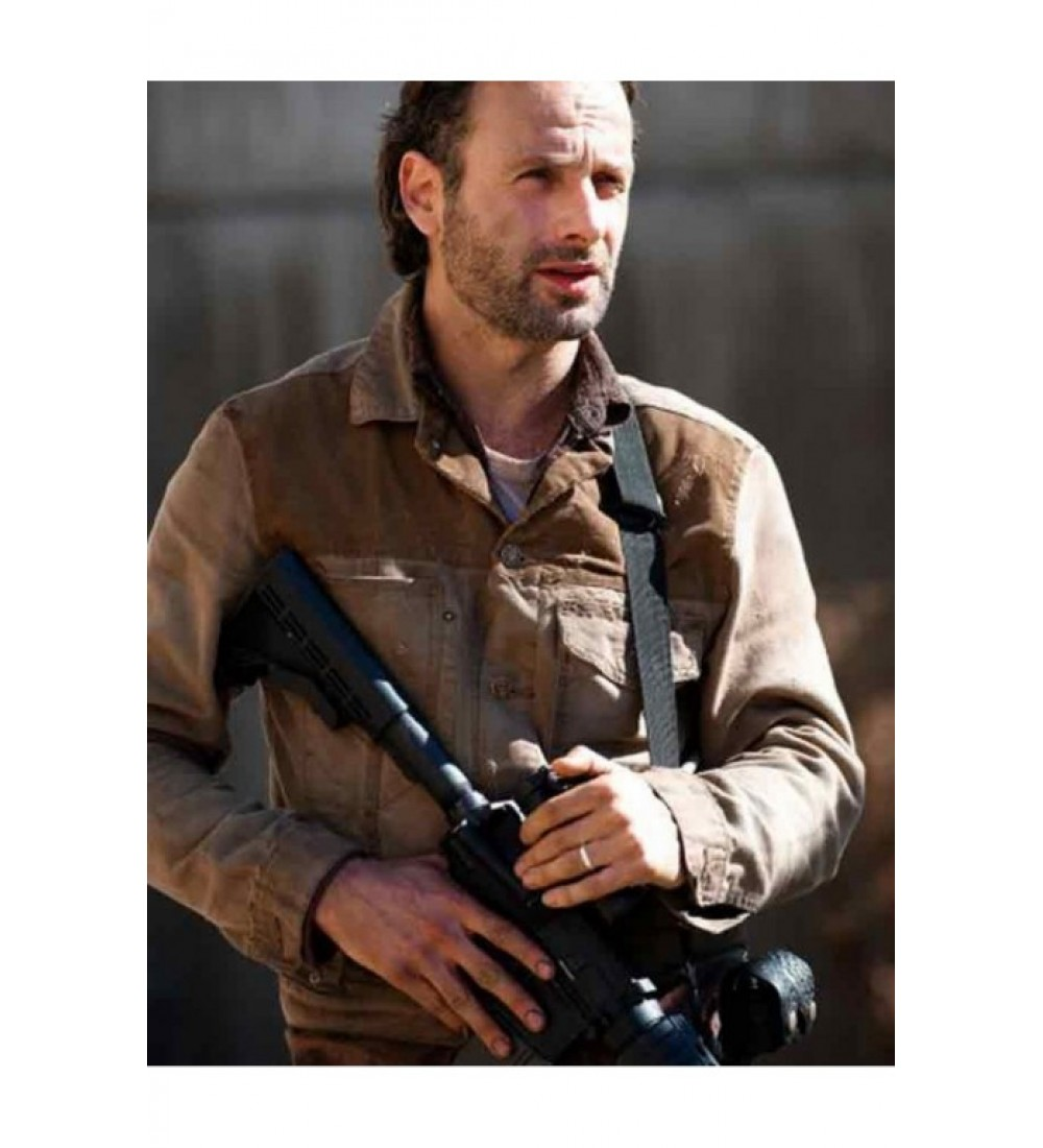 rick grimes andrew lincoln - photo #16