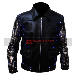 WWE Chris Jericho Light Up Jacket